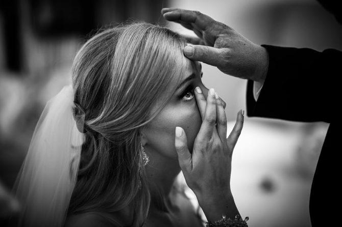 7 sposobów nastres wdniu ślubu!