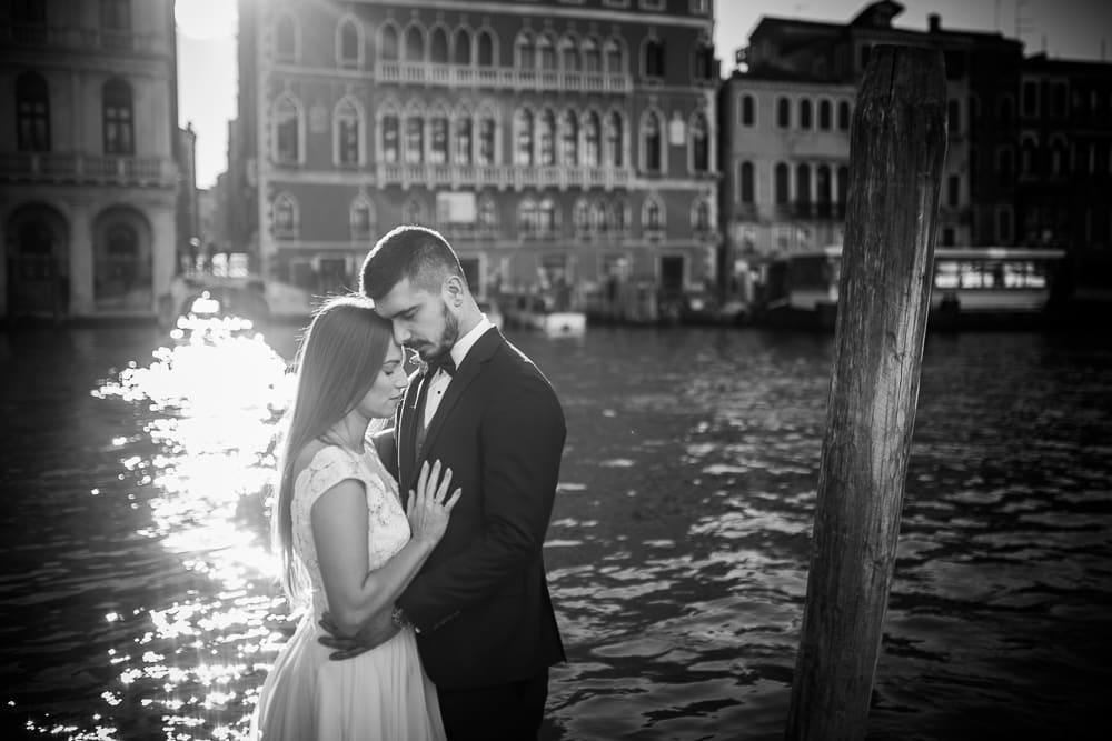 Plener ślubny Wenecja