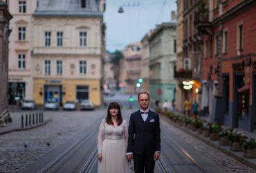 Plener ślubny – Lwów – Fotografia ślubna